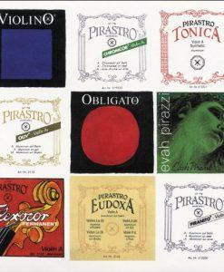 Pirastro No.1 E for Violin E, Medium (Loop)